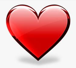 corazon de amor Distintos tipos de corazones