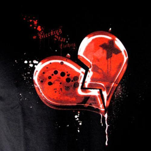 corazon roto Las etapas de un corazon