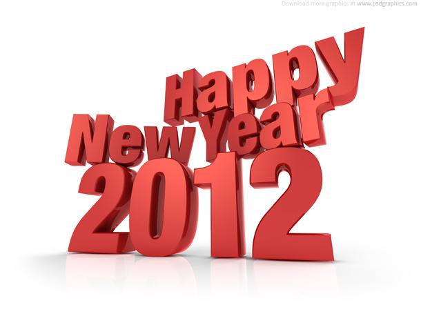 imagenes de feliz a%C3%B1o nuevo 2012 Imagenes para año nuevo 2012