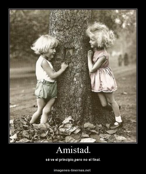 Imagenes tiernas de dulce amistad Preciosas imágenes con mensajes de amistad