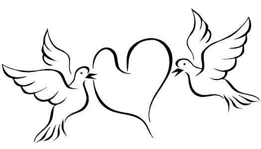 imagen tierna de amor y paz