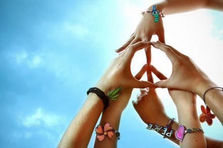 amor y paz Imágenes tiernas de amor y paz