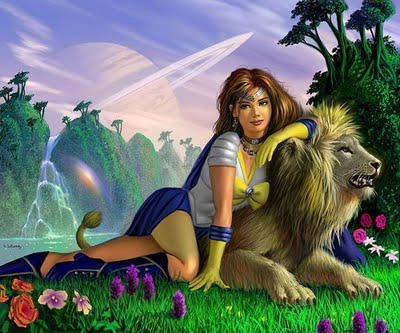 abrazo leo