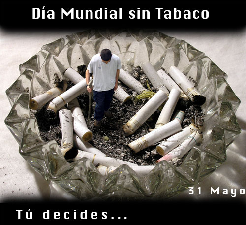 dia mundial sin tabaco Imágenes para el día mundial sin tabaco