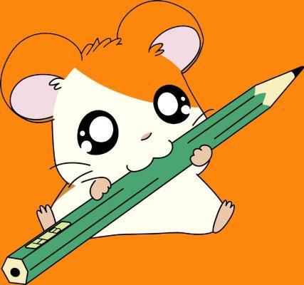 hamtaro Imágenes tiernas de Anime