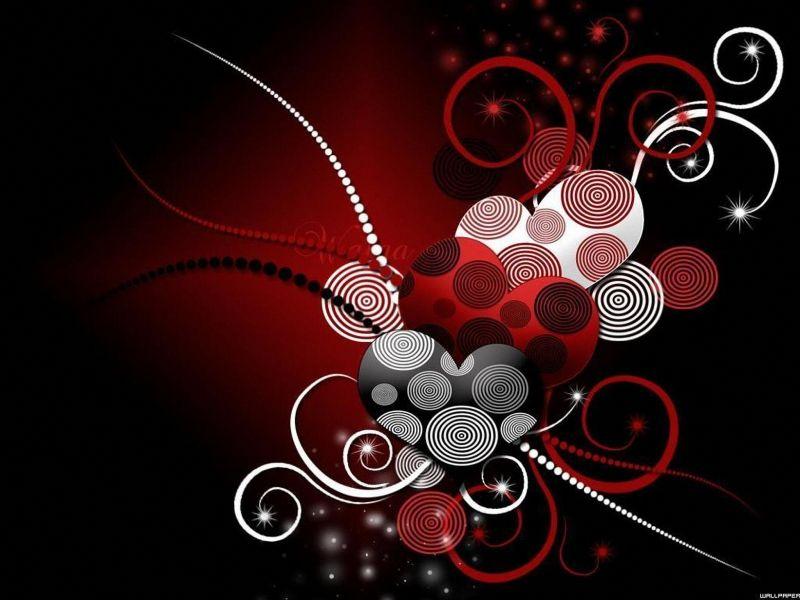 imagen abstracto de amor