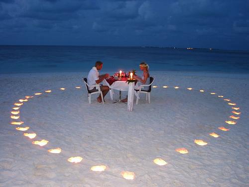 imagenes tiernas de cena romantica para dos Imágenes tiernas de cenas románticas