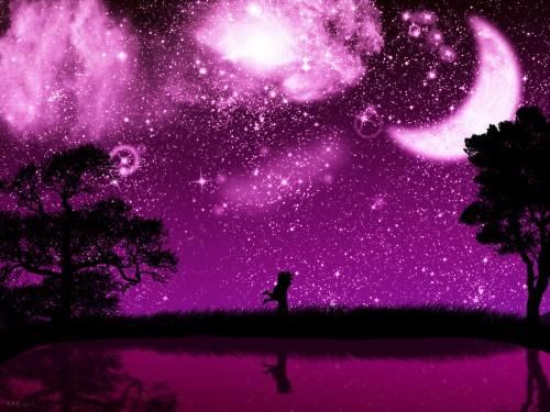 Amor Cosmico e1340900159864 Imágenes tiernas de paisajes románticos