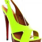 Sandalias altas de plataforma 150x150 Imágenes de zapatos