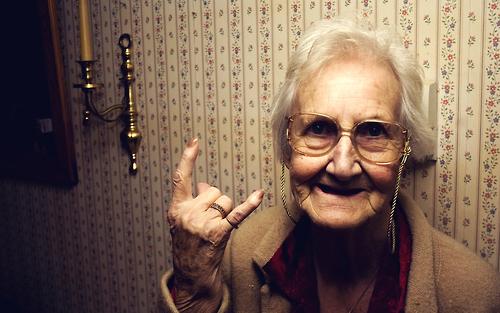 imagenes tiernas de abuelitos