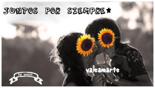 postal de amor1 Juntos para siempre