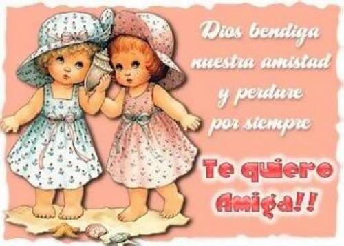te quiero amiga e1339439641322 Imágenes tiernas para compartir con los amigos