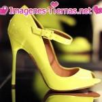 zapatos amarillos 150x150 Imágenes de zapatos