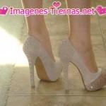 zapatos color crema 150x150 Imágenes de zapatos