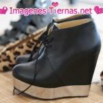 zapatos con plataformas grandes 150x150 Imágenes de zapatos