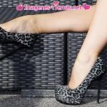 zapatos grises 150x150 Imágenes de zapatos