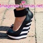 zapatos rayados 150x150 Imágenes de zapatos