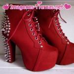zapatos rojos 150x150 Imágenes de zapatos