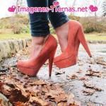zapatos rosados 150x150 Imágenes de zapatos