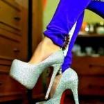 zapatos tacos altos mujere