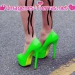 zapatos verdes 150x150 Imágenes de zapatos