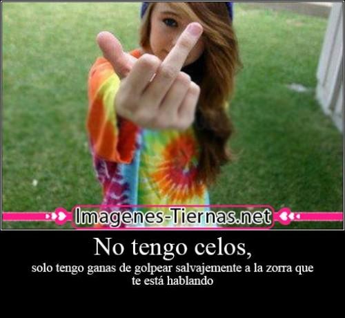 """No tengo celos e1343511496972 Imágenes de """"no tengo celos"""""""