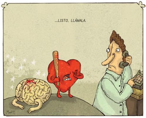 humor - el amor siempre gana