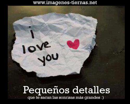 imágenes de amor con mensajes lindos