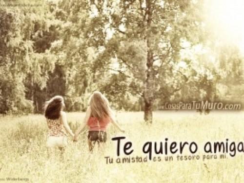 """te quiero amiga e1341870133642 imágenes de amistad """"Te quiero amiga"""""""