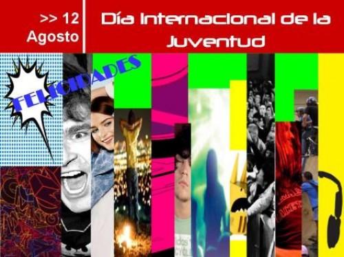DIAJUVENTUD e1344717010494 Imágenes alusivas al día internacional de la Juventud