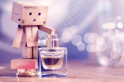 Dambo perfumista e1346336710112 Imágenes tiernas de Danbo