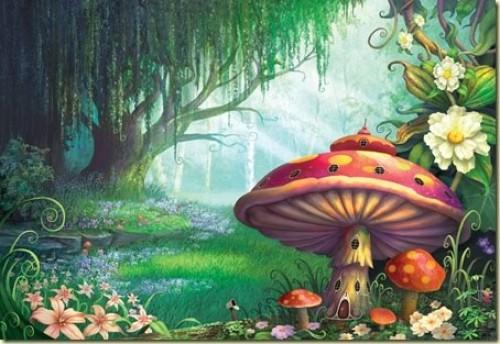 El Bosque encantado e1345322676957 Imágenes lindas sobre paisajes de bosques encantados
