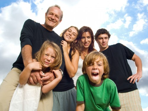 Familia e1345471716486 imágenes de familias felices