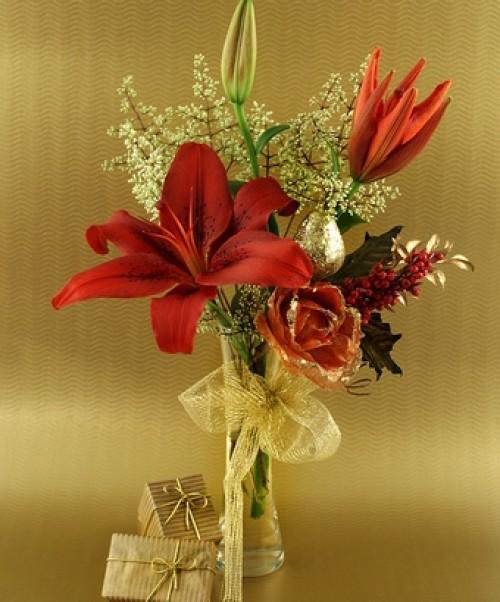 Flores nav e1344834057186 Imágenes lindas de arreglos florales