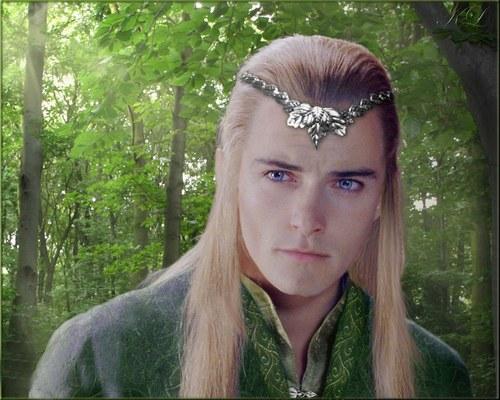 Legolas Imágenes tiernas de elfos