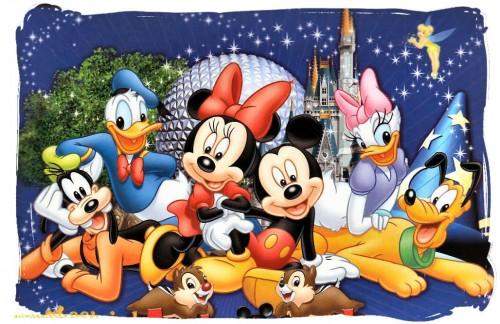 Mickey y sus amigos e1345133384909 imágenes tiernas de Mickey Mouse