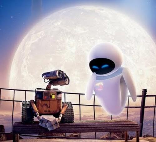 WALL E EVA e1345645141529 Imágenes tiernas de Wall E