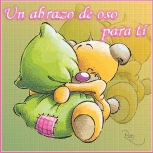 Imágenes tiernas de abrazos de osos | Imagenes para Facebook [