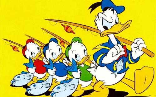 donald e1345902749530 Imágenes tiernas del Pato Donald