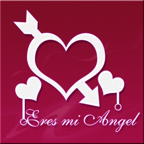 "eresmiangel e1346419348814 Imágenes tiernas: ""Eres mi ángel"""
