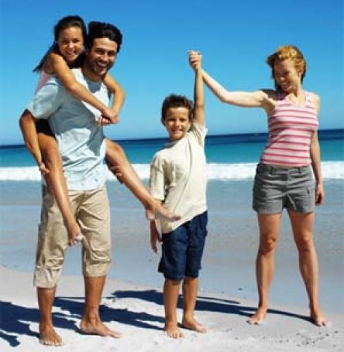 familia  e1345471737674 imágenes de familias felices