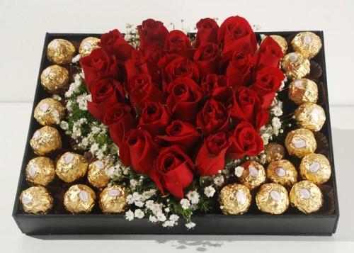 flores para regalar aniversario e1344834150570 Imágenes lindas de arreglos florales