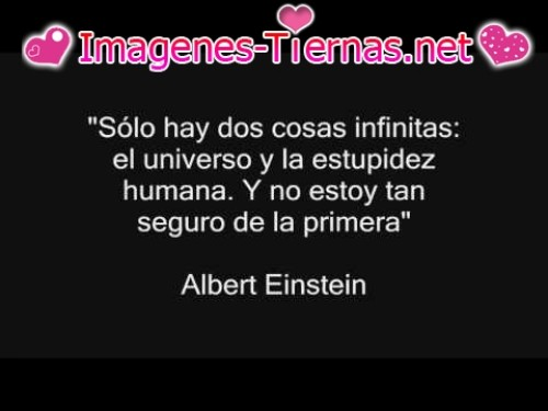 fraces celebres-Einstein