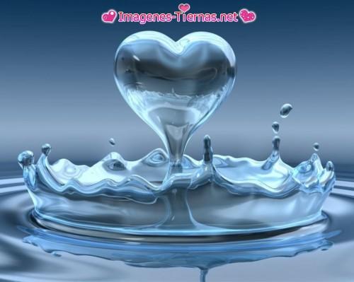 gota de amor e1344031822330 Imágenes de amor en 3D