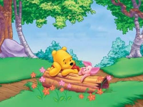 puerquito y pooh e1345830549239 Imagenes tiernas de Winnie Pooh