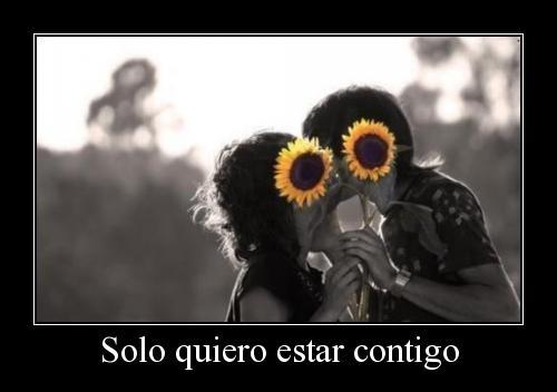"""solo quiero estar contigo1 imágenes de amor: """"Sólo quiero estar contigo"""""""