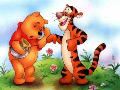 winnie the pooh  e1345830670571 Imagenes tiernas de Winnie Pooh