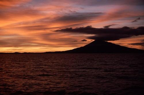 Amanecer en Nicaragua e1347200461223 Imágenes lindas de amaneceres