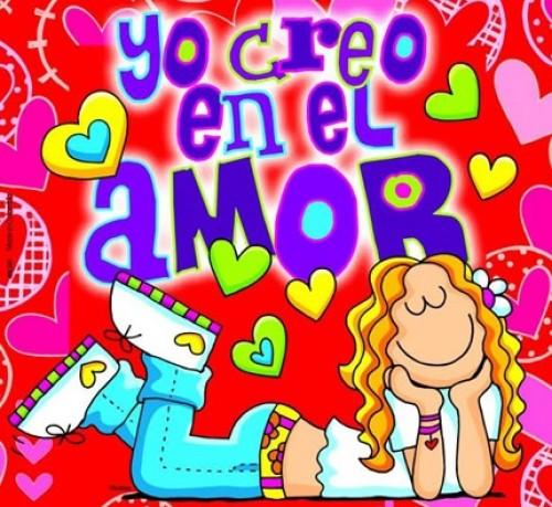 """Yo creo en el amor e1347060291776 Imágenes tiernas: """"Yo creo en el amor"""""""
