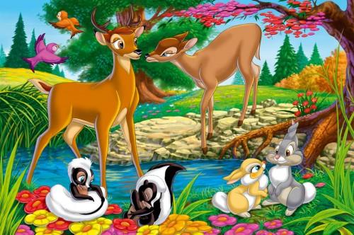 bambi - amor